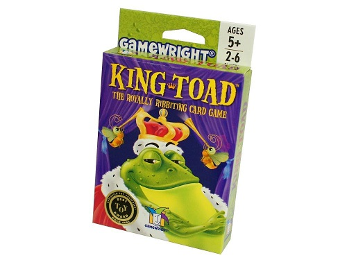 King Toad Hangsell Pack