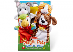 Hand Puppets - Playful Pets