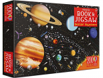 Puzzle & Book: Solar System