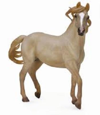 1:12 Scale Mustang Stallion Light Palomino