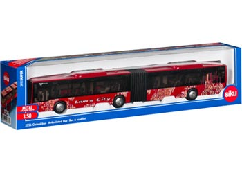 Hinged Bus