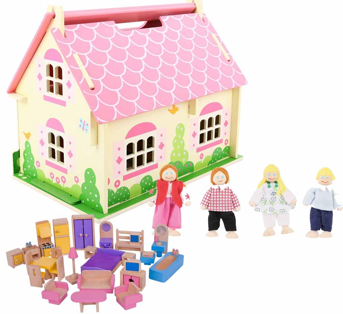 Big Jigs Blossom Cottage Dolls House
