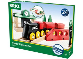 Classic Figure 8 Train Set 22 Pieces