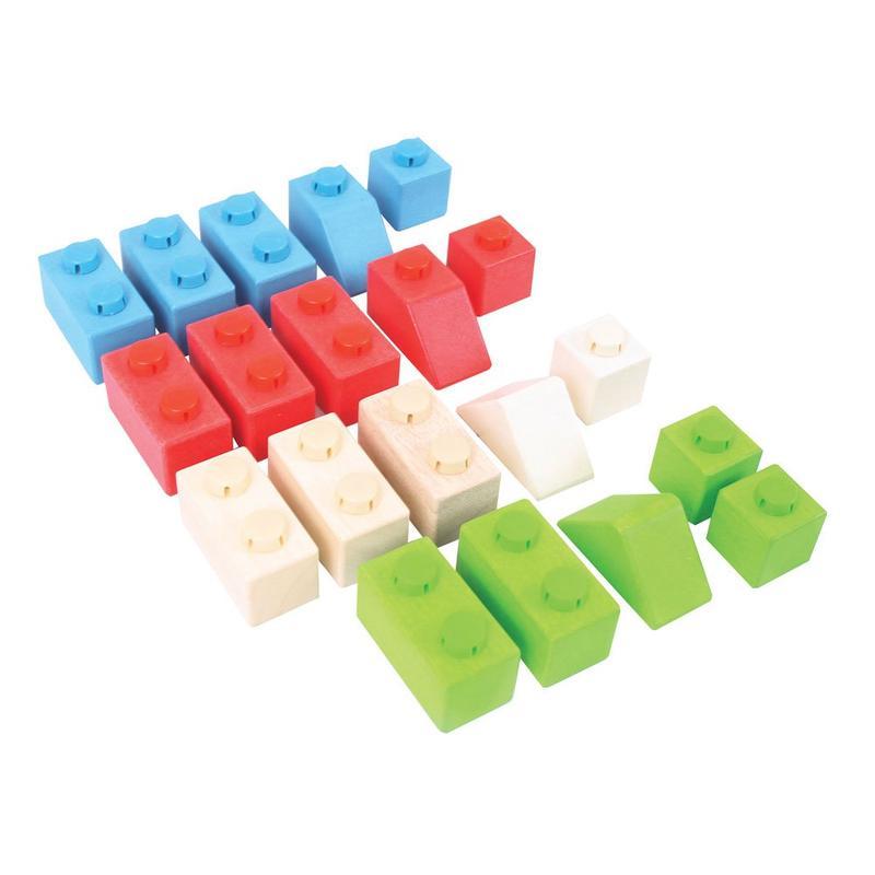 Big Jigs Click Blocks Basic Pack