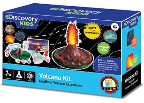 Discovery Kids Volcano Kit
