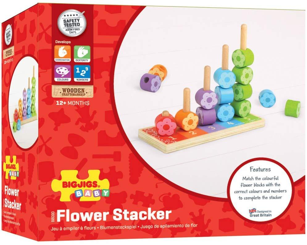 Big Jigs Flower Stacker
