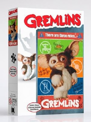 Gremlins There Are 3 Rules