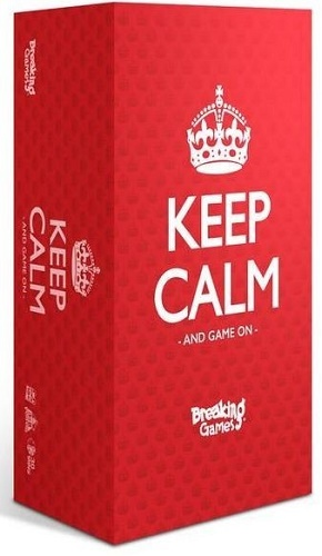 Keep Calm And Game On