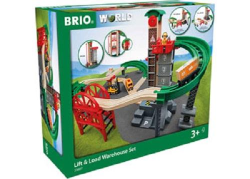 Lift & Load Warehouse Set