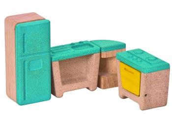 Plan Toys Dollhouse Furniture - Kitchen