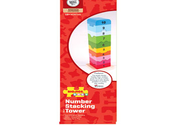 Big Jigs Number Stacking Tower