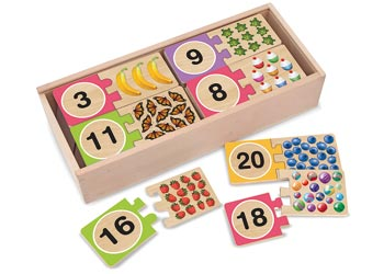Self-Correcting Puzzles - Numbers