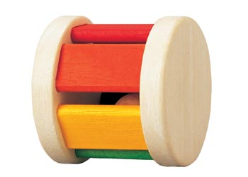 Plan Toys Baby Toy - Roller With Wooden Ball