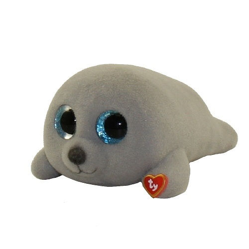 TY Mini Boos Collectible - Neal  The Seal