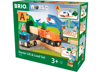 Starter Lift & Load Set 19 Pieces