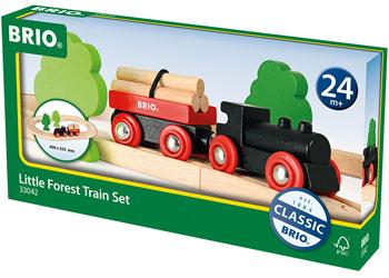 Little Forest Train Set 18 Pieces