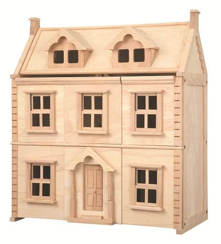 Plan Toys Dollhouse - Victorian Dollhouse