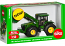 John Deere 8530 Tractor With Front Loader