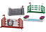 Showjumping Obstacles Set