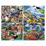 Animal Planet 4x100 Piece Puzzles
