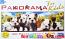 Panorama For Kids: Bulldog Puppies
