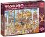 Retro Destiny Wasgij 4 -  The Wasgij Games