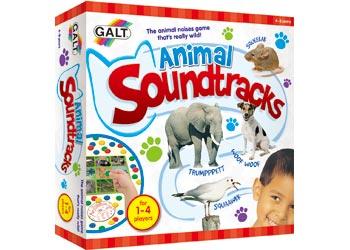 Animal Soundtracks CD Game