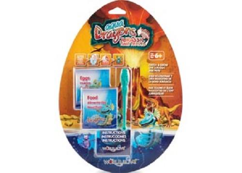 Aqua Dragons Jurassic Eggspress Refill Pack
