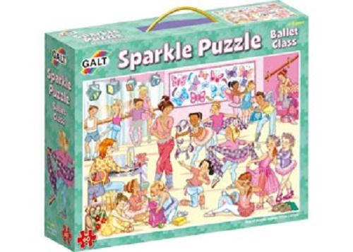 Sparkle Puzzle: Ballet Class