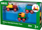 Trains - Battery Operated Action Train