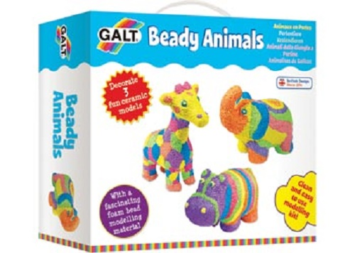 Galt Activity Pack - Beady Animals