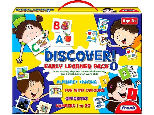 Frank Early Learner Pack 1