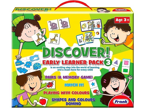 Frank Early Learner Pack 3