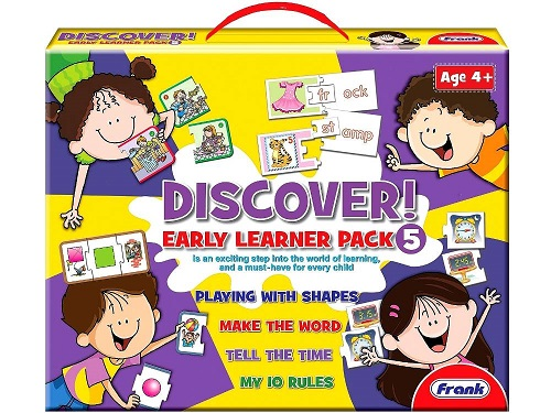 Frank Early Learner Pack 5