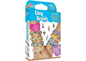 Galt Activity Pack - Easy Braids