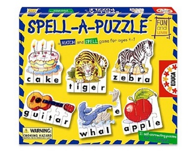 Spell A Puzzle