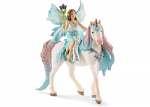 Eyela Fairy With Princess Unicorn