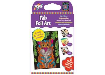 Galt Activity Pack - Fab Foil Art
