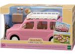 Family Picnic Van