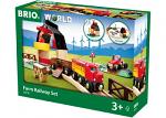 Farm Railway Set 20 Pieces