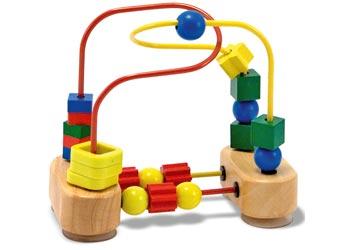 My First Bead Maze