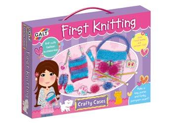 Galt Activity Pack - First Knitting