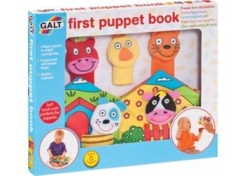 First Puppet Book