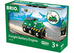 Trains - Freight Battery Engine