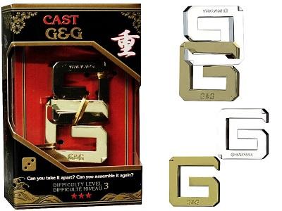 Hanayama Level 3 Cast - G & G