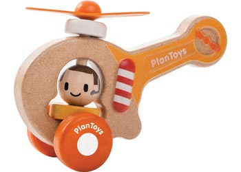 Plan Toys Baby Helicopter