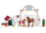 Horse Club - Hannah's Guest Horses & Ruby The Dog