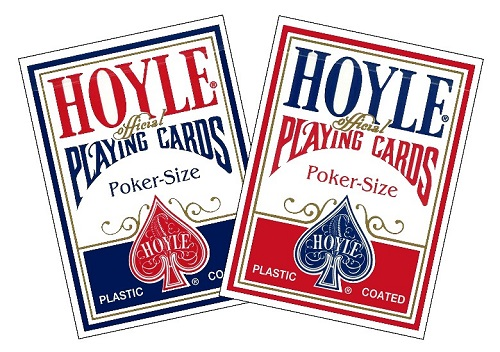 Hoyle Poker Standard Face