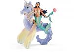 Isabelle Mermaid On Seahorse