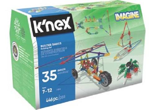 Knex Builder Basics 35 Model Fun